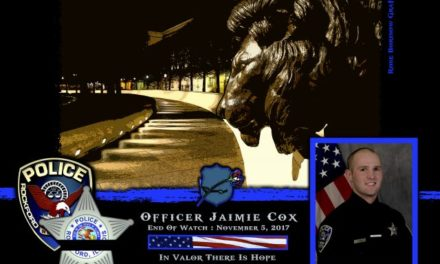 In Memoriam Officer Jamie Cox