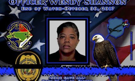 In Memoriam Corrections Officer Wendy Shannon