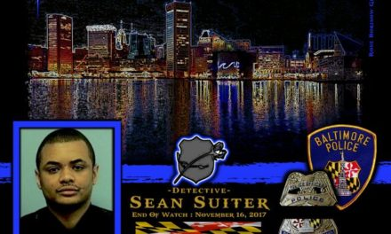 In Memoriam Detective Sean Suiter