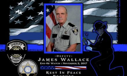 In Memoriam Deputy Sheriff James Wallace