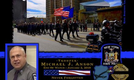In Memoriam Trooper Michael Anson