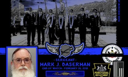 In Memoriam Sergeant Mark Baserman
