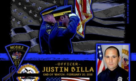 In Memoriam Officer Justin Billa