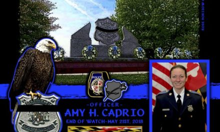 In Memoriam Officer First Class Amy Caprio