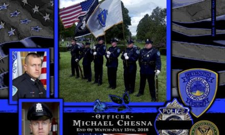 In Memoriam Officer Michael Chesna