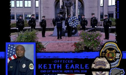 In Memoriam Officer Keith Earle