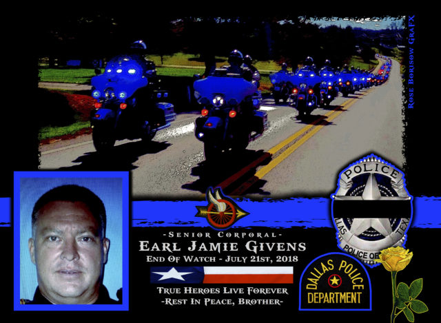 In Memoriam Senior Corporal Earl Givens