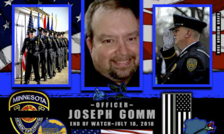 In Memoriam Corrections Officer Joseph Gomm