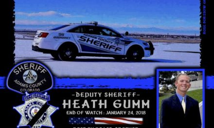 In Memoriam Deputy Sheriff Heath Gumm