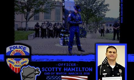 In Memoriam Officer Scotty Hamilton