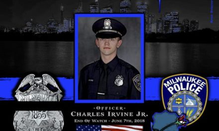 In Memoriam Officer Charles Irvine Jr.