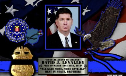 In Memoriam Special Agent in Charge David LeValley