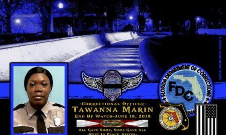 In Memoriam Corrections Officer Tawanna Marin