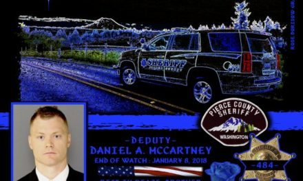 In Memoriam Deputy Sheriff Daniel McCartney