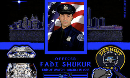 In Memoriam Officer Fadi Shukur