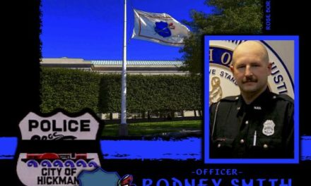 In Memoriam Officer Rodney Smith