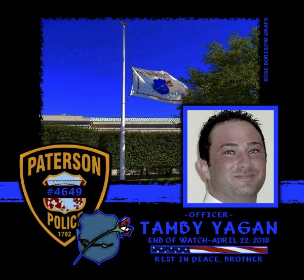 In Memoriam Officer Tamby Yagan