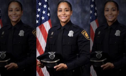 San Antonio Police Department Announces First Female SWAT Team Member
