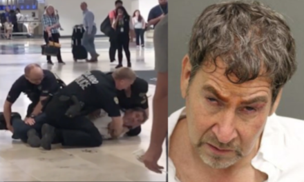 Florida doctor throws bizarre tantrum at airport, has lame excuse for behavior