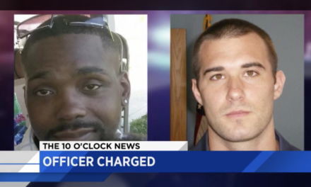 Georgia Police Officer Charged With Voluntary Manslaughter