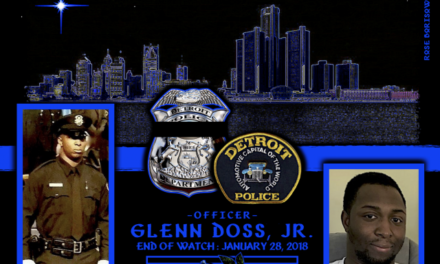 In Memoriam Officer Glenn Doss Jr.