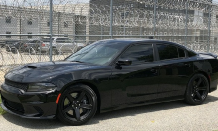 Muscle Car Pits Sheriff's Department Against Feds