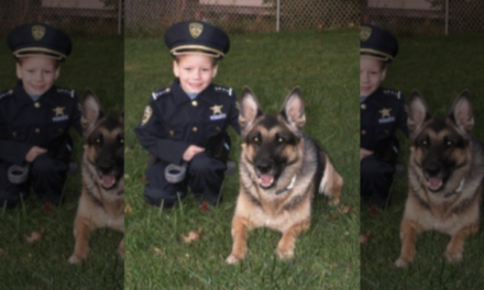 LET Halloween Challenge – The Police Officer Costume Contest