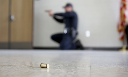 New bill could force cops to ask active shooters to stop killing before taking action