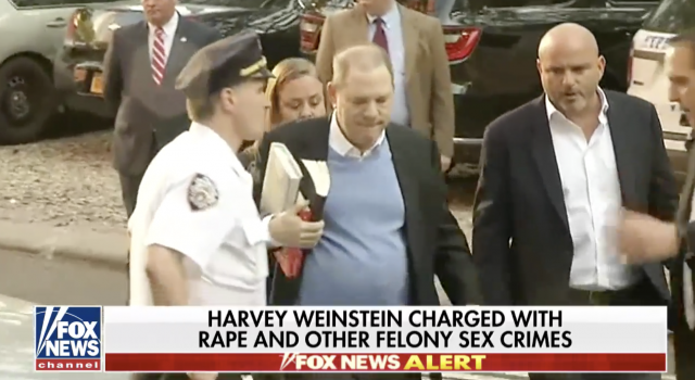 The Hammer Drops on Harvey Weinstein
