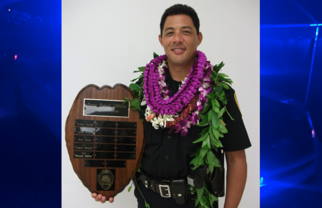 Hawaii Police Officer Bronson Kaliloa Murdered