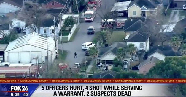 'Dirt Bags Taking Our Lives' … Houston Police Shootings