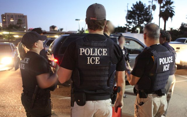 ICE Agents Descend on 77 Businesses in Northern California