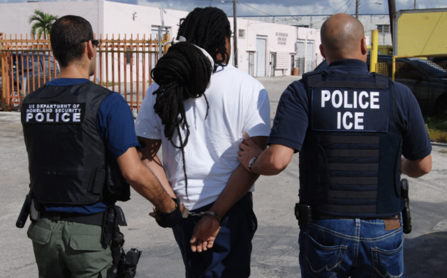 Eliminating ICE Is a Clueless Proposition