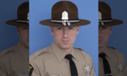 ISP Trooper Killed