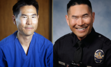 Trauma Surgeon Doubles as LAPD Officer