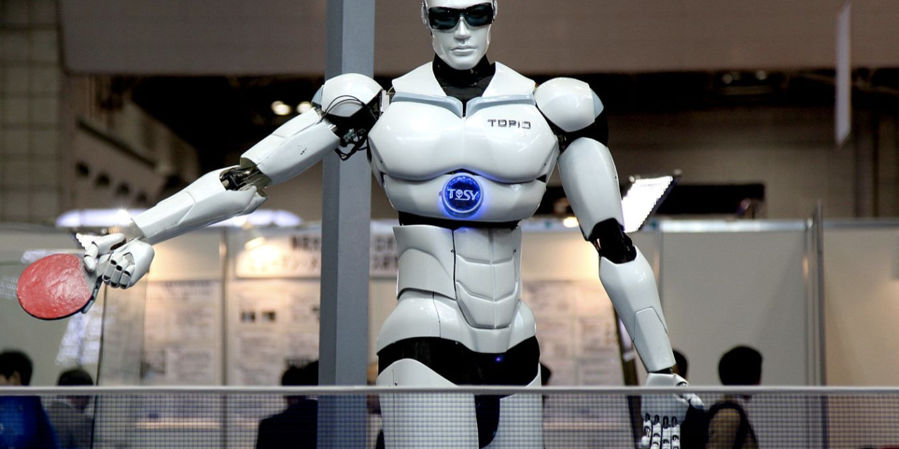 I, Police Officer: Intelligent Humanoids Policing America's Streets