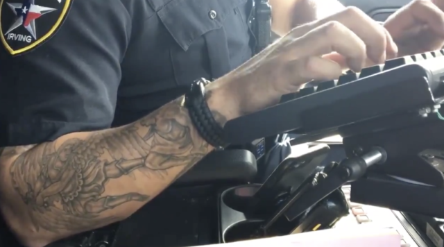 Texas Police Department Welcomes Tattoos to Recruit, Retain Officers