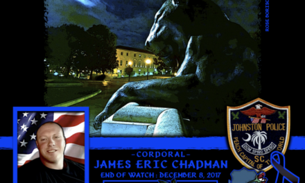 In Memoriam Corporal James Eric Chapman
