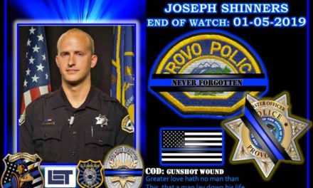 In Memoriam Officer Joseph Shinners