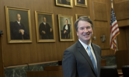 Judge Kavanaugh Confirmation Process for Supreme Court of the United States