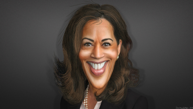 Senator Kamala Harris Compares ICE to KKK