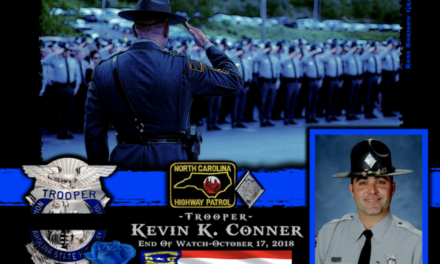 In Memoriam Trooper Kevin Conner