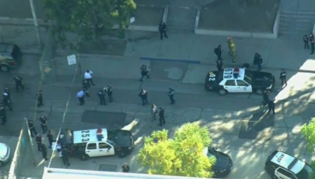 Female Student Opens Fire at Los Angeles Middle School