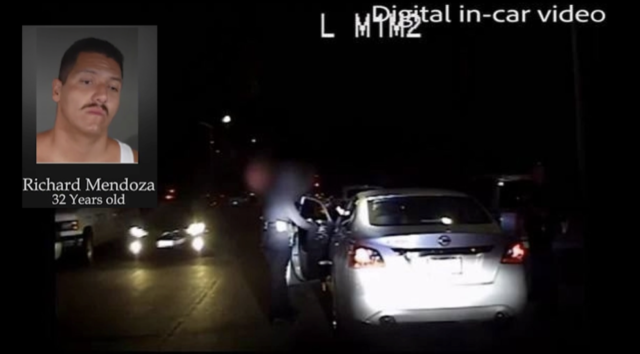 Video Shows LAPD Officer Shot at Point Blank Range
