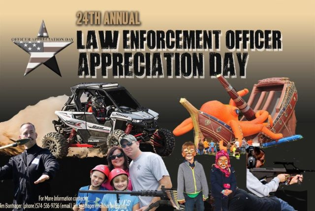 24th Annual Law Enforcement Appreciation Day