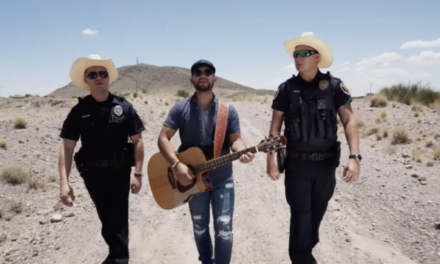 Toby Keith gives a shout-out to Las Cruces Police Department for lip sync video