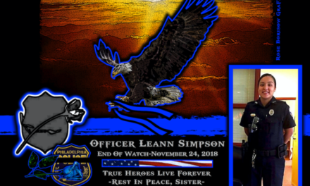 In Memoriam Officer Leann Simpson