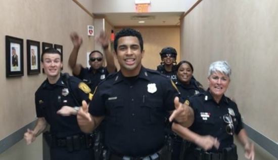 Cops Take Back Their Image With the Lip Sync Challenge