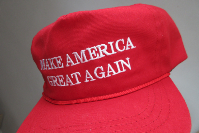 Student arrested after profanity-laced tirade, assault over MAGA hat
