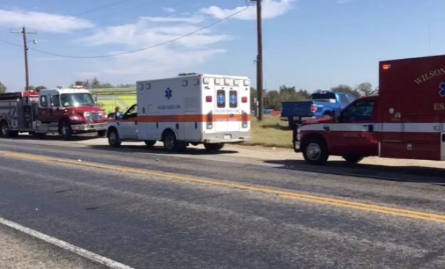 26 people feared dead, 20 injured at church shooting in Texas